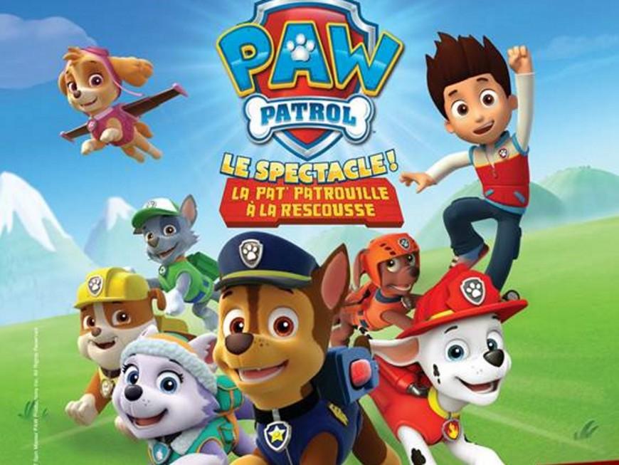 La Pat' Patrouille en tournée à Lyon ce week-end