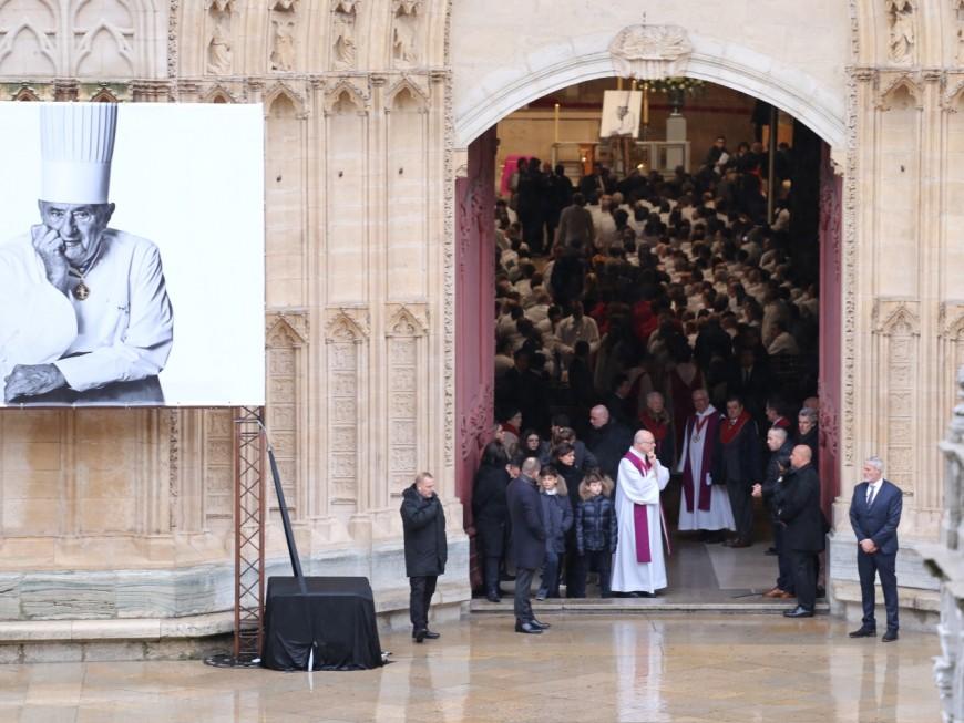 Retour en images sur les obsèques de Paul Bocuse