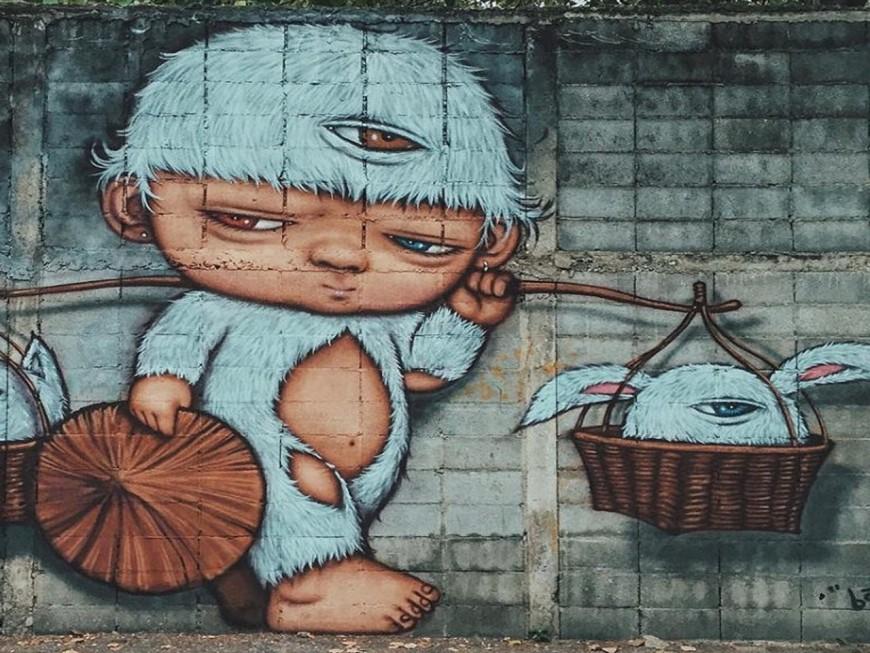 Bientôt un festival de street art à Lyon !