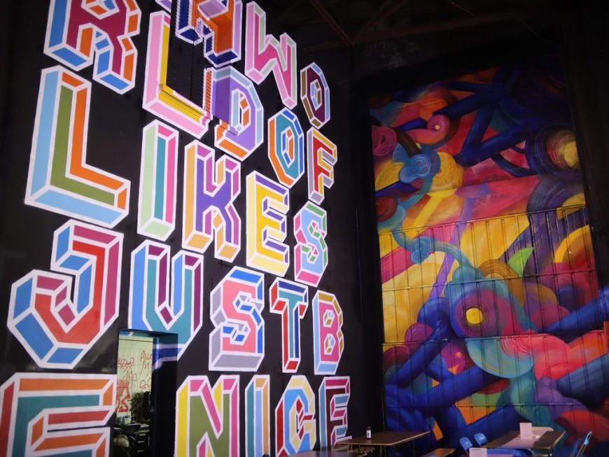 Lyon : le Peinture Fraîche Festival prolongé d'une semaine !
