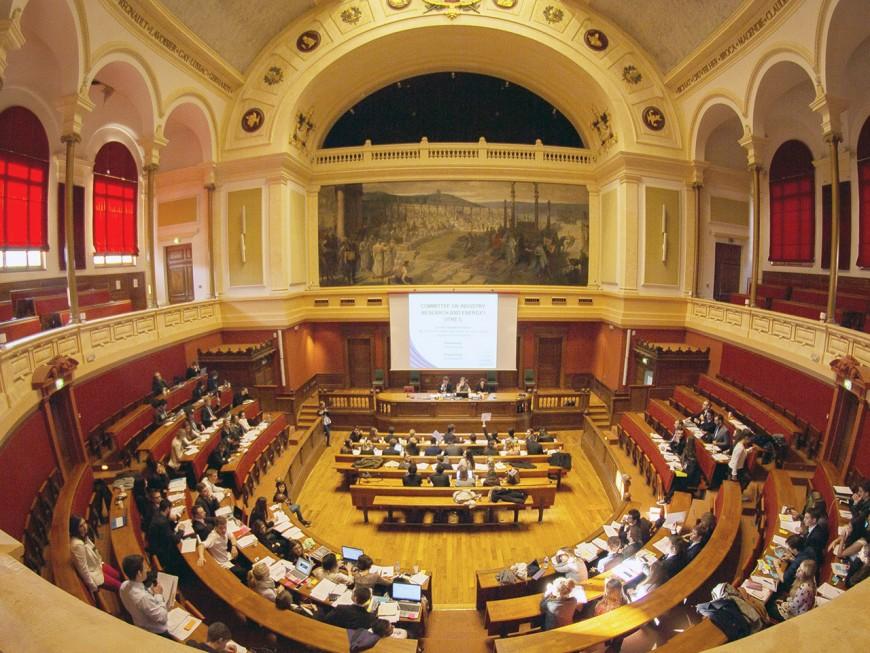 Le Parlement Européen des Jeunes en Forum international à Lyon