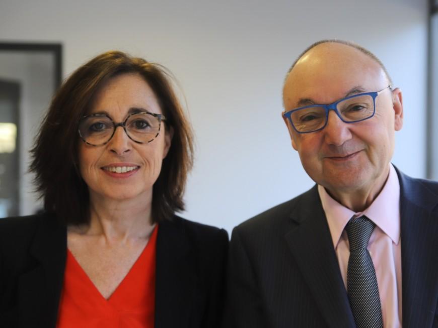 """Anne Pellet (MoDem) : """"J'ai été élue pour être et agir dans la majorité de Laurent Wauquiez"""""""