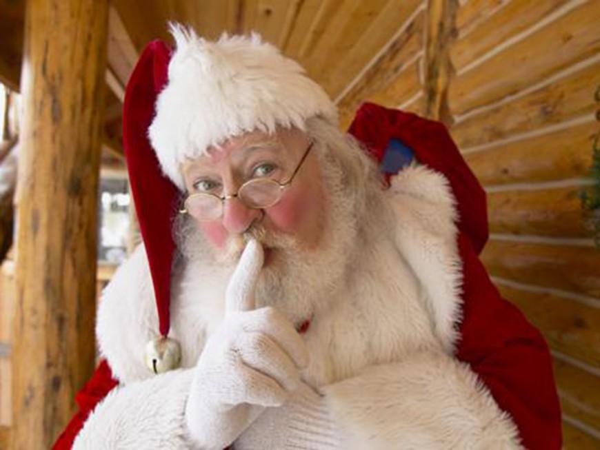 Lyon : un Père Noël armé d'une batte a fait fuir les casseurs de samedi