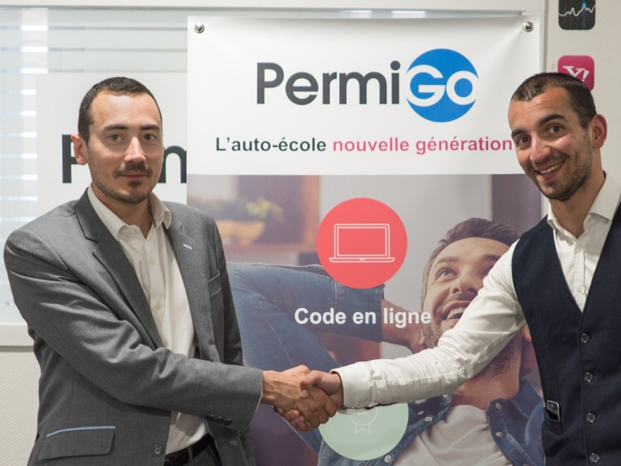 La start-up lyonnaise PermiGo reprise par le groupe Arcan