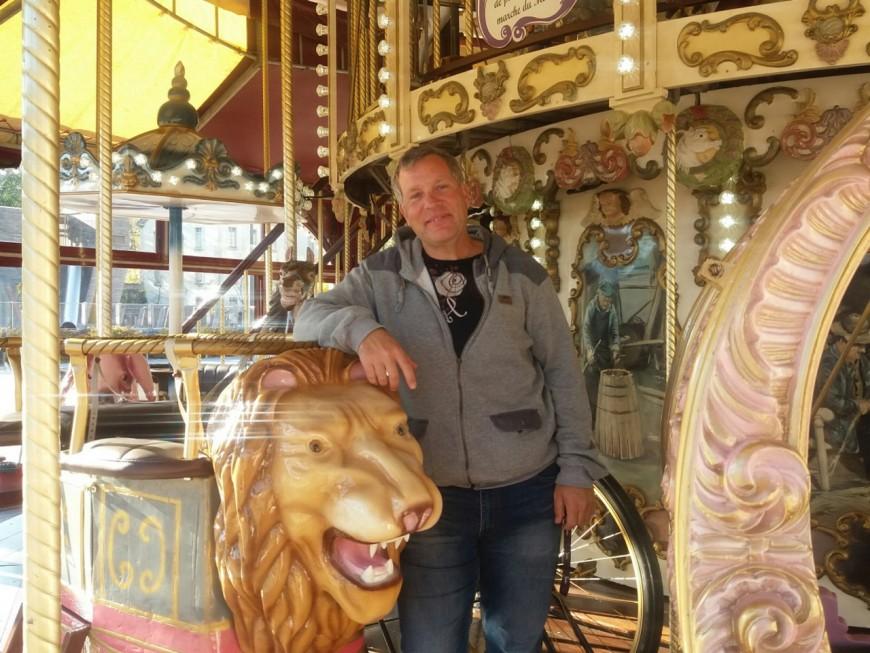 """A Sergent Blandan, le carrousel de Lyon veut """"tourner la page"""" de la rue de la Ré"""
