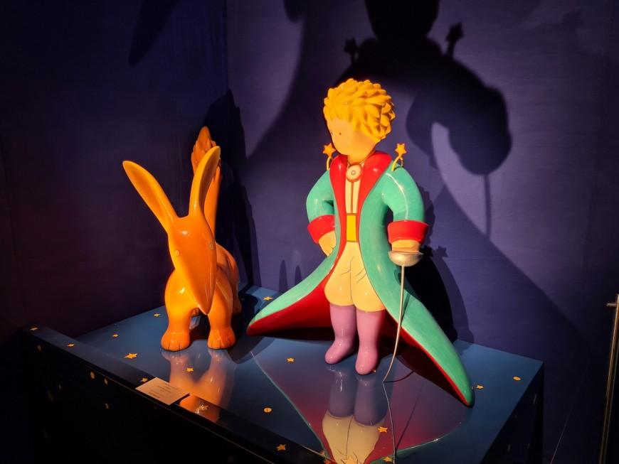 Antoine de Saint-Exupéry atterrit à Lyon avec son Petit Prince pour une exposition immersive