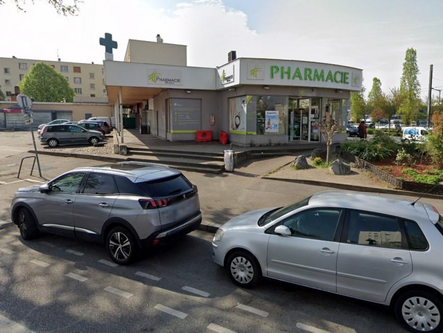 Vénissieux : intoxiquée dans l'incendie d'une pharmacie