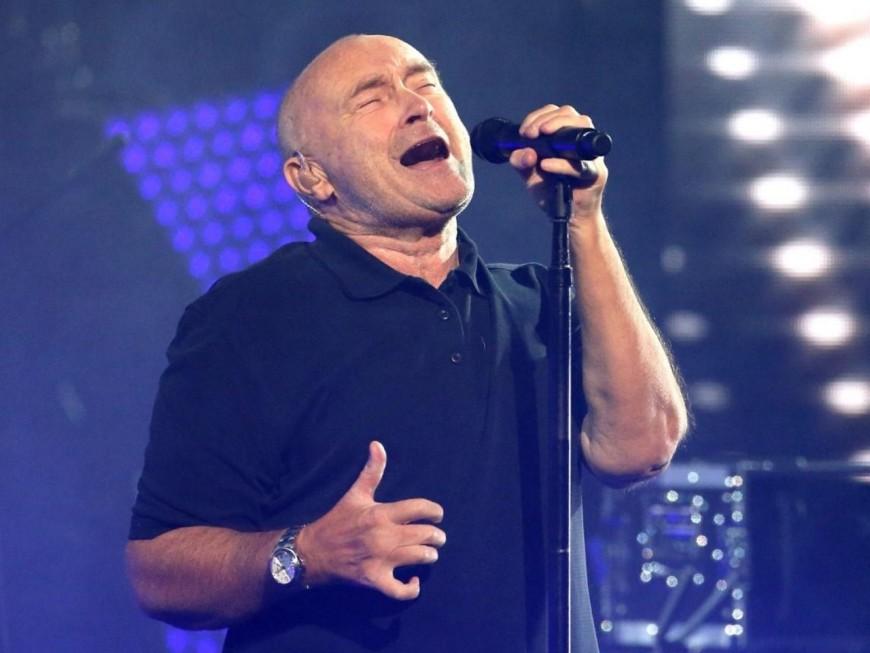 Phil Collins bientôt en concert au Groupama Stadium !