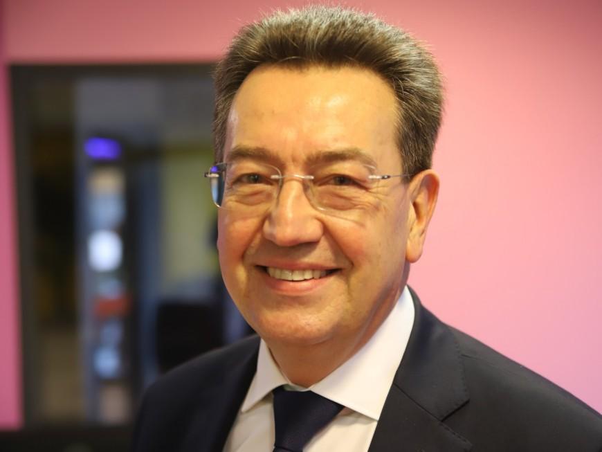"""Philippe Cochet : """"Métro prolongé jusqu'à Rillieux : plausible, intelligent et étudié"""""""
