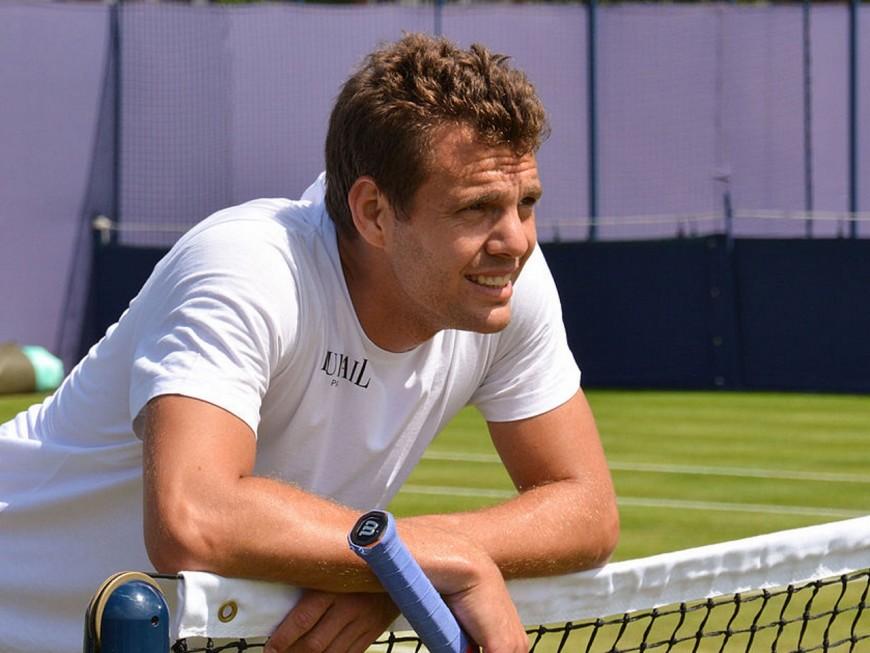 Tennis à Lyon : Paul-Henri Mathieu à l'Open Sopra Steria