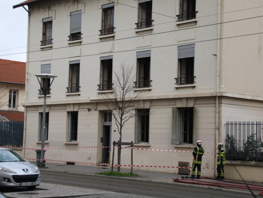 Lyon : une fuite de gaz perturbe la circulation et le réseau TCL