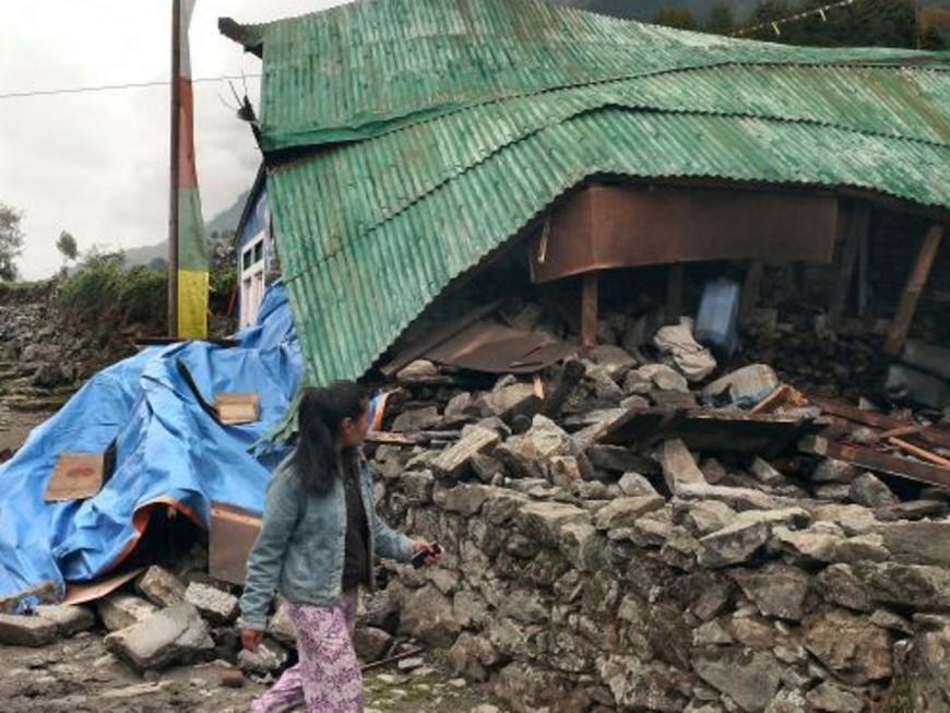 Triangle Génération Humanitaire toujours sur le terrain au Népal, 1 an après