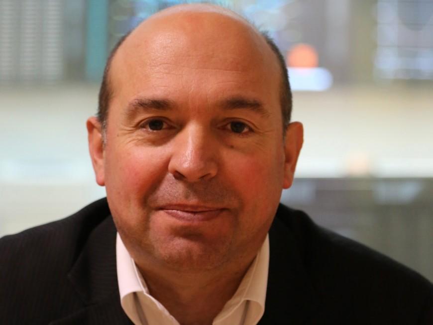 Christian Vivès nommé directeur de ERDF Auvergne Rhône Alpes