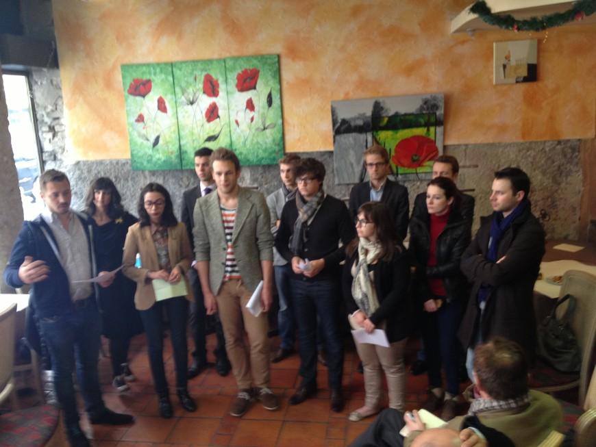 Primaire UMP à Lyon : Michel Havard met ses jeunes en avant