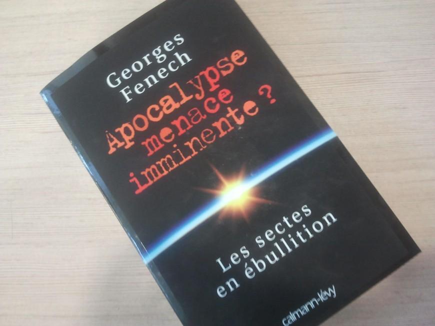 Georges Fenech poursuit en librairie son combat contre les sectes