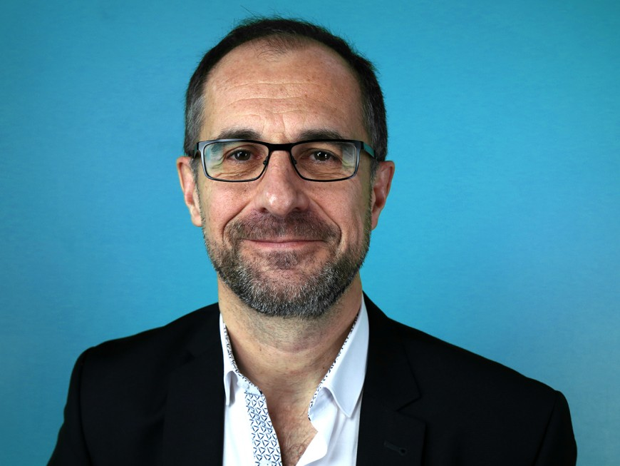 """Pierre Bérat (LR) : """"On a eu des débats musclés avec Thierry Philip, mais je respecte la personne"""""""