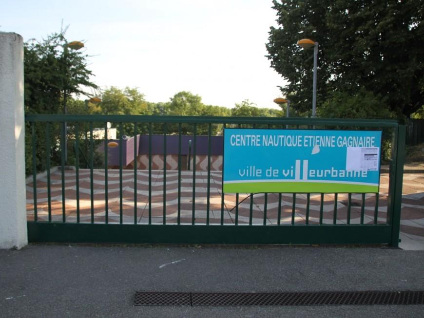 Centre nautique Gagnaire de Villeurbanne : une condamnation et un nouvel incident
