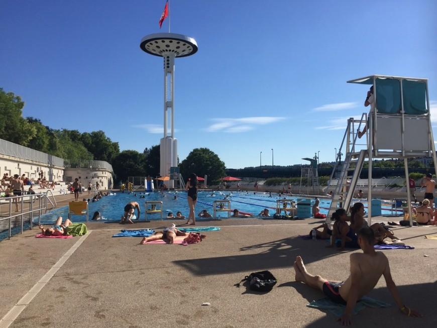 Lyon : les piscines rouvrent ce jeudi