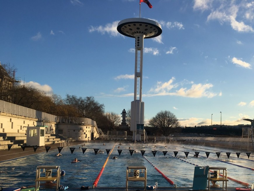 Lyon : le retour des nageurs ce jeudi au centre nautique Tony Bertrand