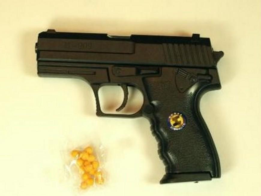 Décines : à 19 ans, il tire sur un écolier de 9 ans avec une arme airsoft