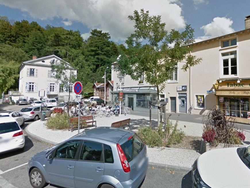 Lyon : la place Henri Barbusse fermée à la suite de la rupture d'une canalisation (MàJ)