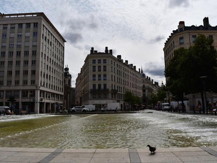 Lyon: la place de la République va se transformer en jardin d'été