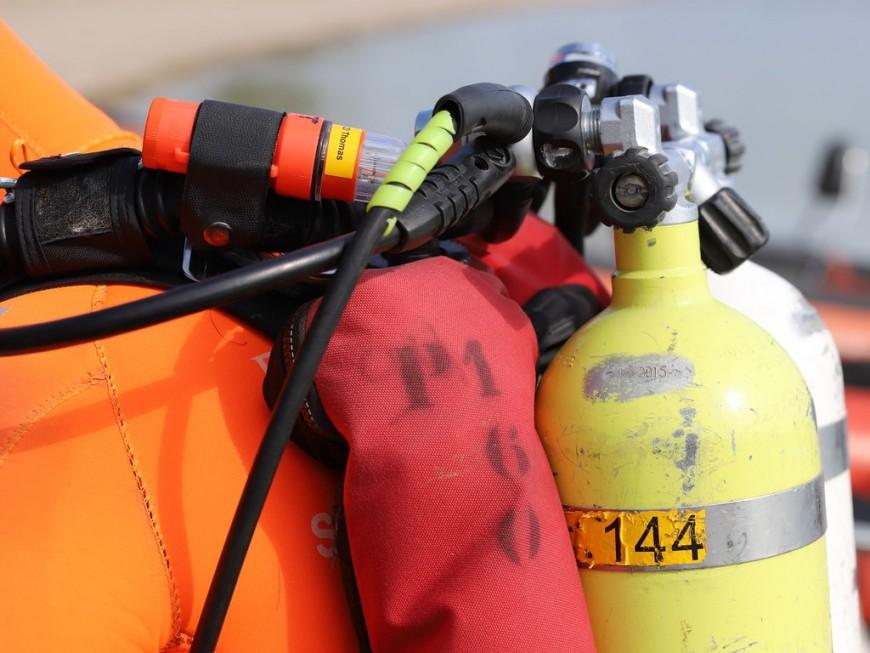 Près de Lyon : les pompiers mobilisés pour un homme qui aurait chuté dans le Rhône