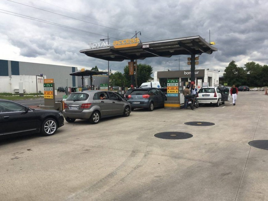 Pénurie d'essence : avec une situation stable, le préfet du Rhône appelle au calme
