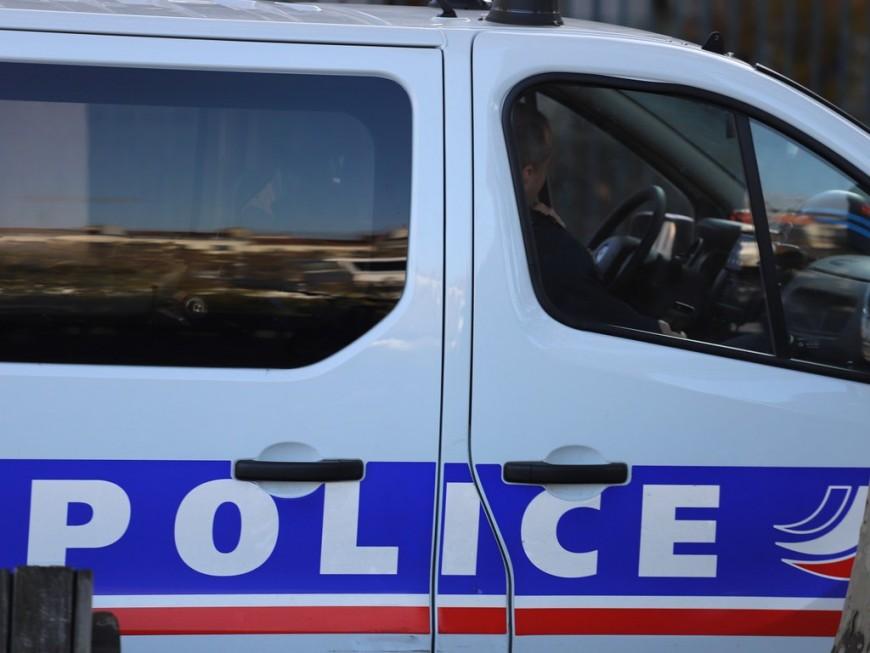Près de Lyon : les policiers surprennent un homme en train d'étouffer sa femme