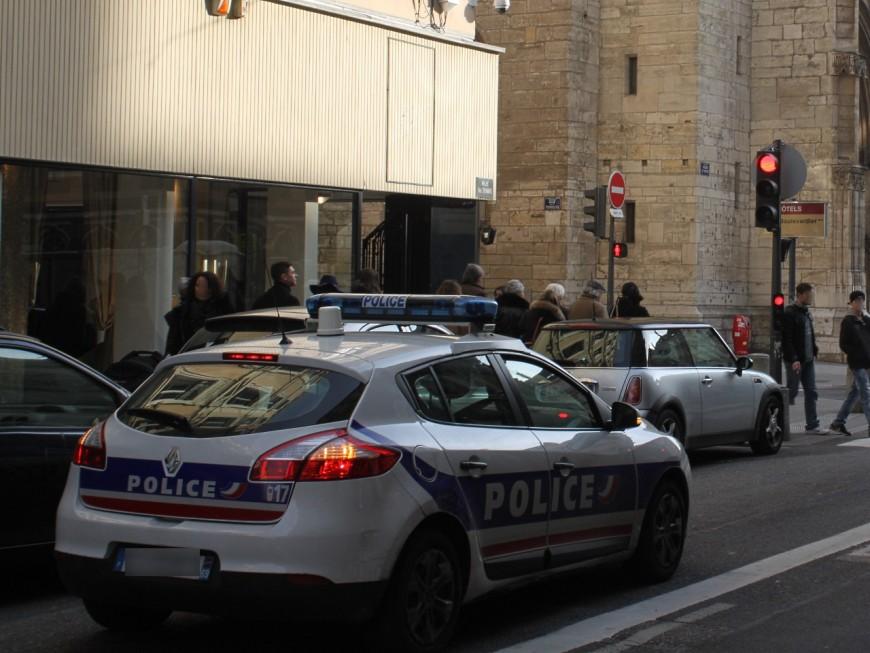Lyon 9ème : il menace les policiers à cause d'un stationnement gênant