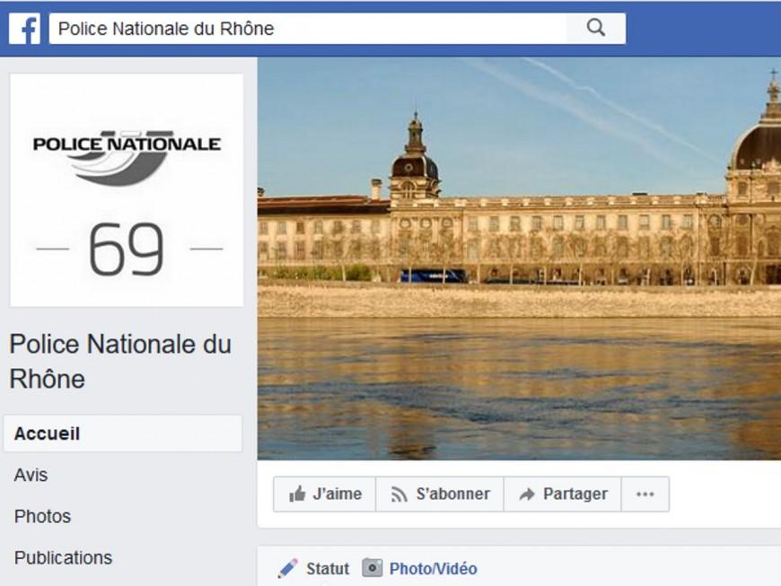 Anti-Collomb et pro-Israël : qui se cache derrière la fausse page Facebook de la police du Rhône ?
