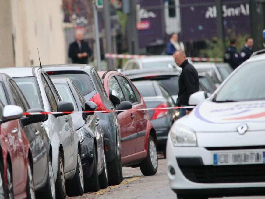 Déploiement de policiers près du fort Montluc à Lyon pour une arme factice