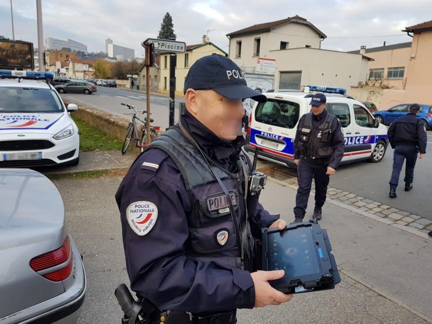 Avec Néo, la police du Rhône attaque sa révolution numérique