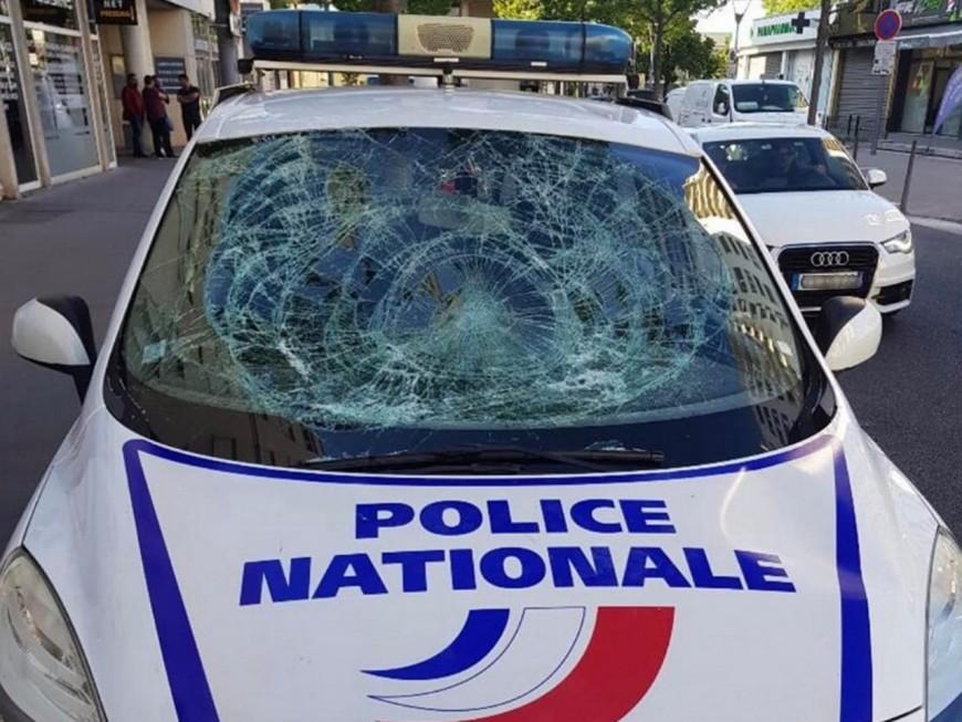 Violences urbaines : deux policiers blessés à Saint-Priest