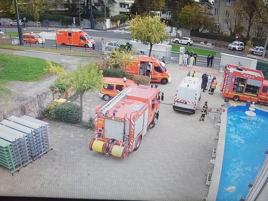 Courrier suspect à la Grande mosquée de Lyon : la poudre était en fait de la farine (Màj)