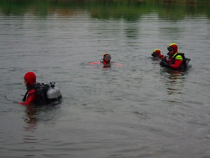 Une personne recherchée après avoir sauté dans la Saône