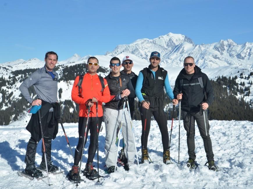 Objectif Mont-Blanc pour six pompiers lyonnais !