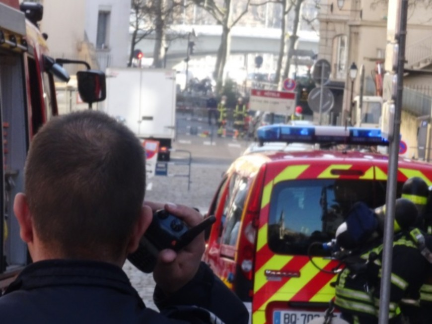 Lyon : Une quinzaine de personnes évacuées après une fuite de gaz rue de la République