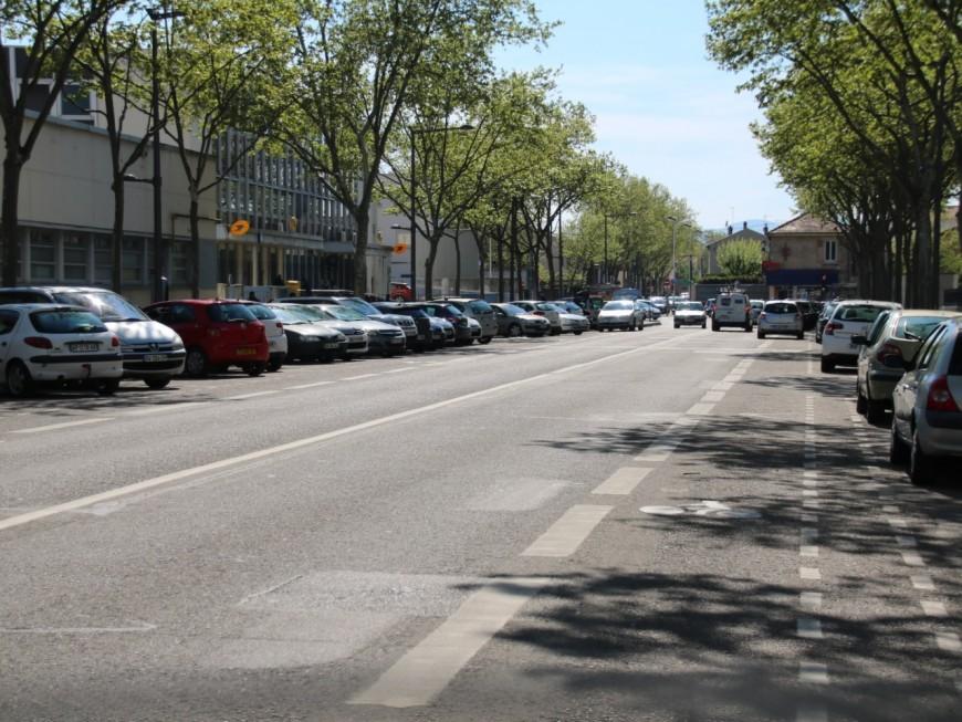 Un piéton renversé par une voiture dans le 8e arrondissement de Lyon