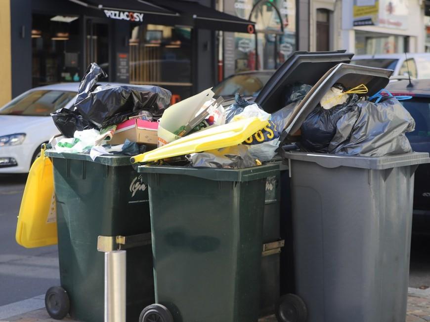 Pour le 14 juillet, la Métropole de Lyon adapte le ramassage des poubelles