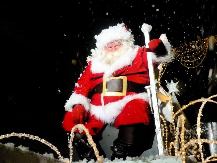 Un défilé des pères Noël motards ce samedi à Lyon