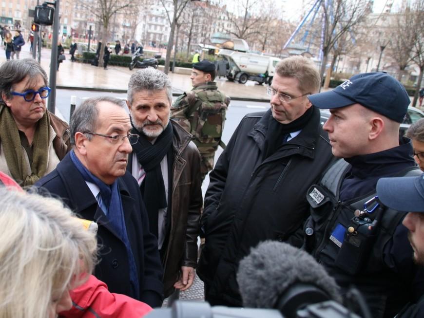"""Terrorisme : le préfet du Rhône ne veut pas """"tomber dans une psychose"""""""