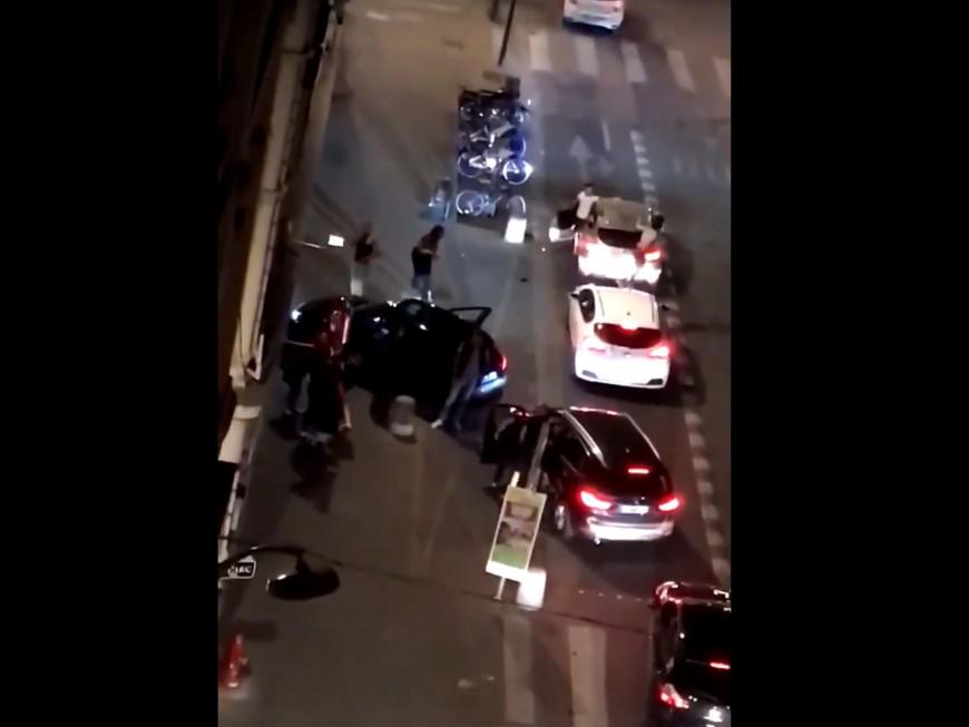 Nuisances rue Edouard Herriot : quatre jeunes en garde à vue à Lyon