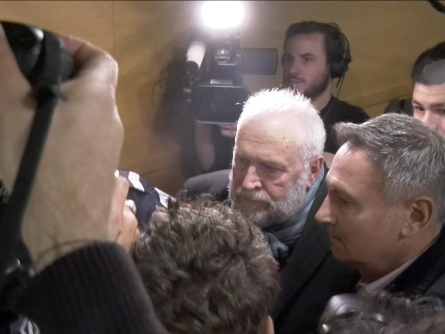 Lyon : l'ex-père Preynat condamné à cinq ans de prison ferme