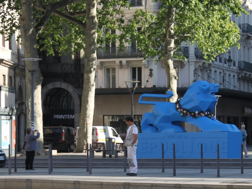 Plan social chez Printemps : le magasin de Lyon épargné
