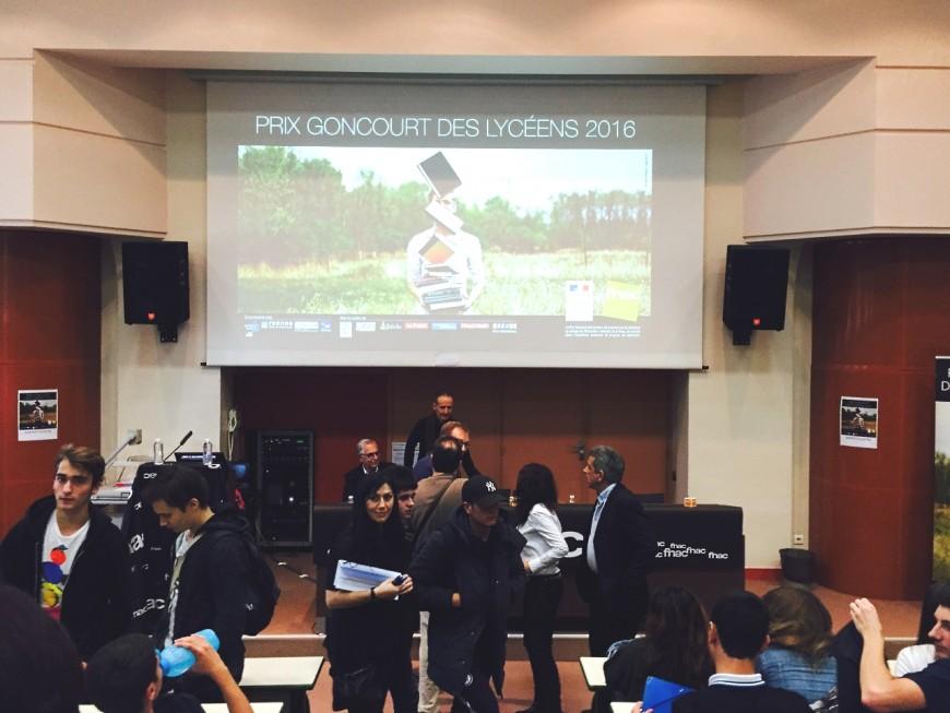 Deux lycées lyonnais en lice pour élire le Prix Goncourt des Lycéens 2016