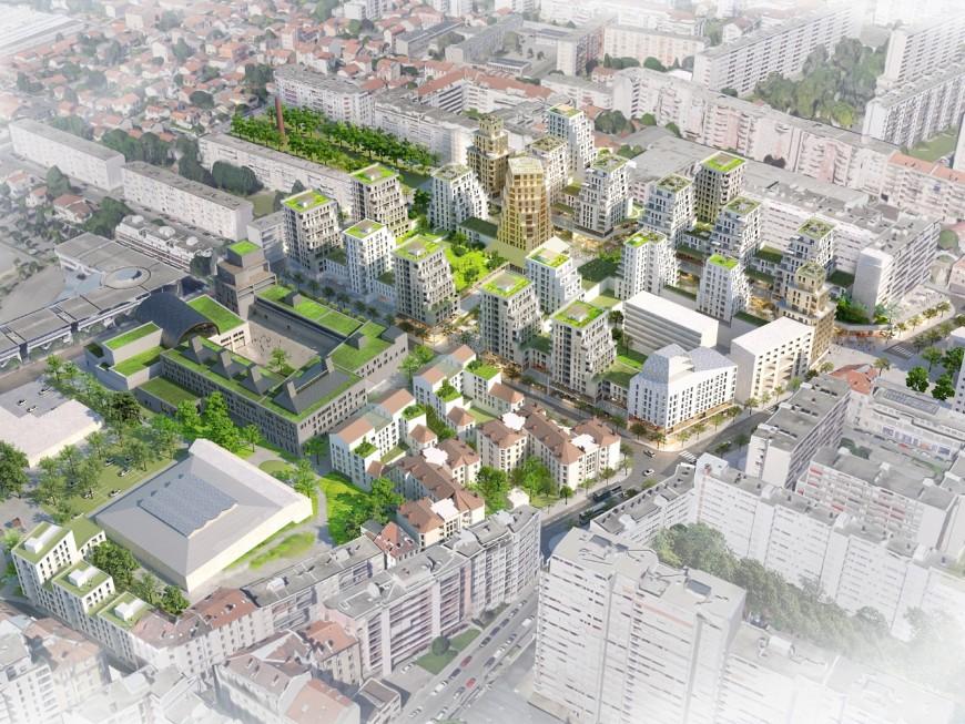 Projet Gratte-Ciel : Villeurbanne va enclencher les travaux
