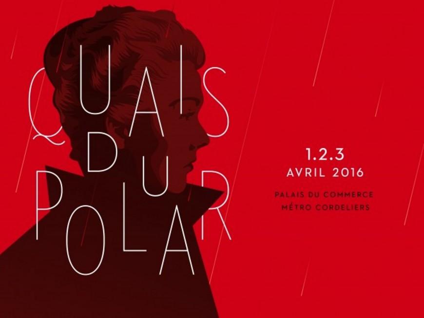 Quais du Polar : le programme de la 12e édition se dévoile !