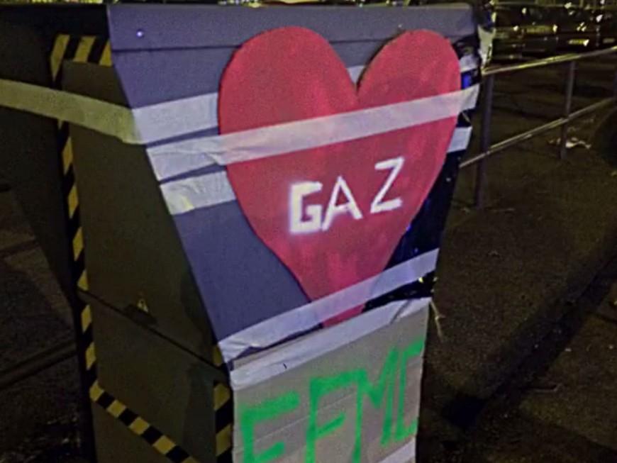 Saint-Valentin : les motards en colère du Rhône emballent des radars