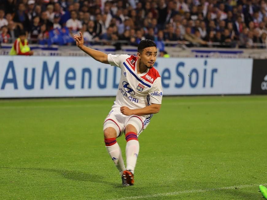 OL : sanction de trois matches ferme pour Rafael